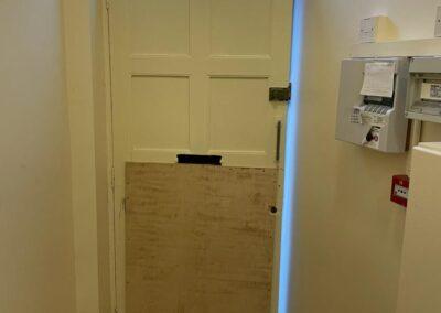 Replacement Door Fairview - GT Carpentry