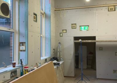 Secondary School Refurbishment - GT Carpentry