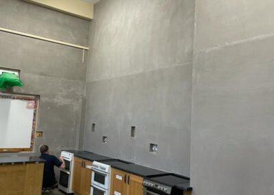 Secondary School Refurbishment, North Dublin