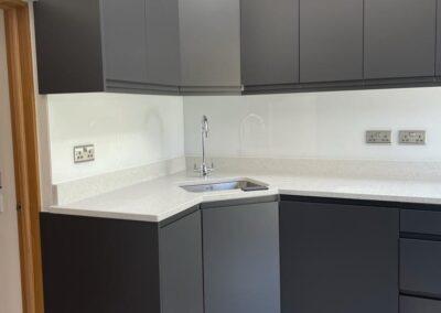 Kitchen:Internal Door Renovation - GT Carpentry