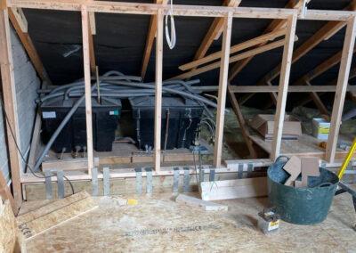 Attic Renovation, Balgriffin – GT Carpentry