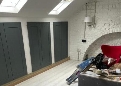 Attic Flooring & Fitted Furniture, Sandymount